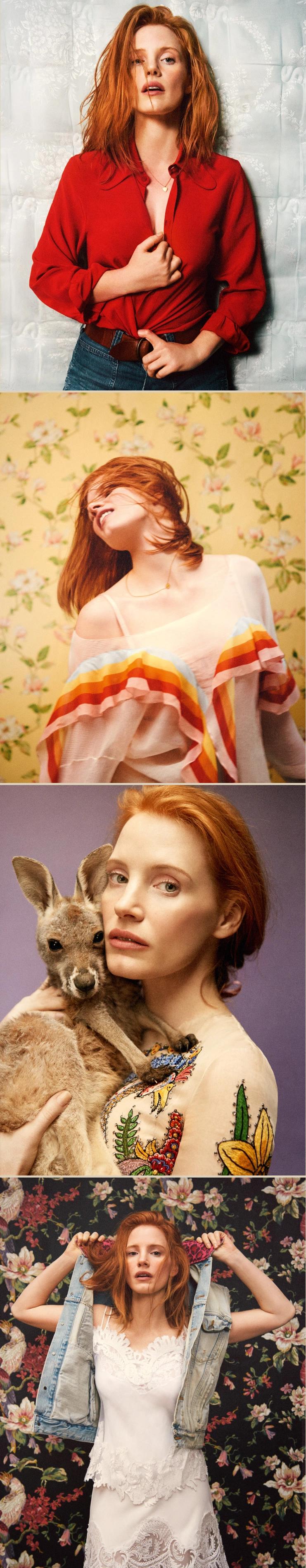 Jessica Chastain promove liberdades fashion1 - Cleon Gostinski - Fonte We Are So Droee