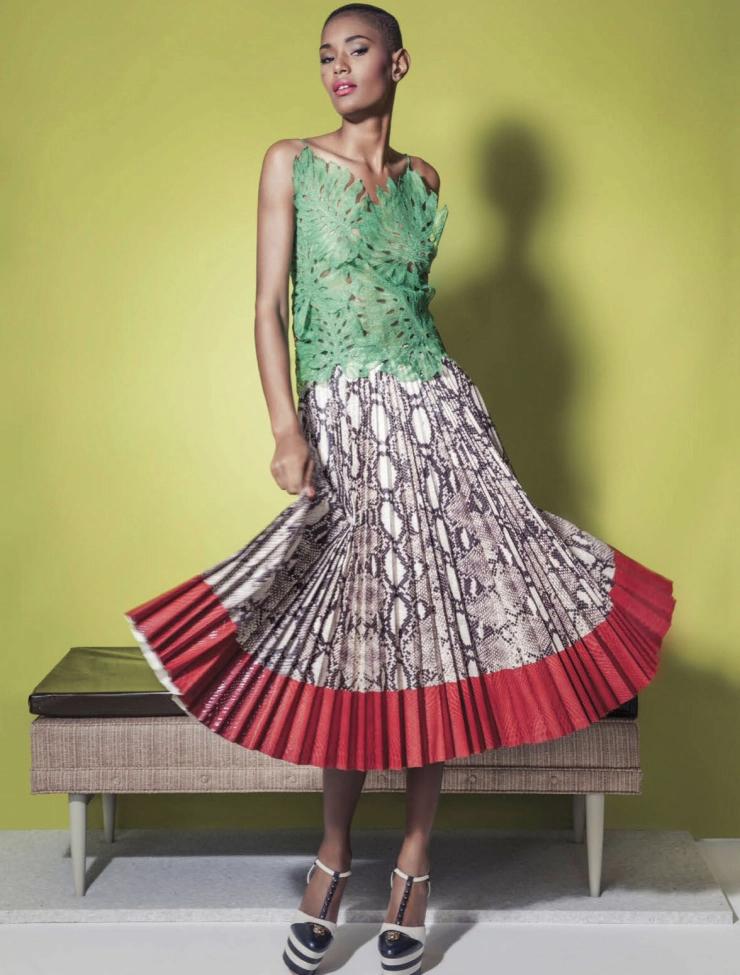 Uma visão de moda latina - Cleon Gostinski - Fonte We Are So Droee