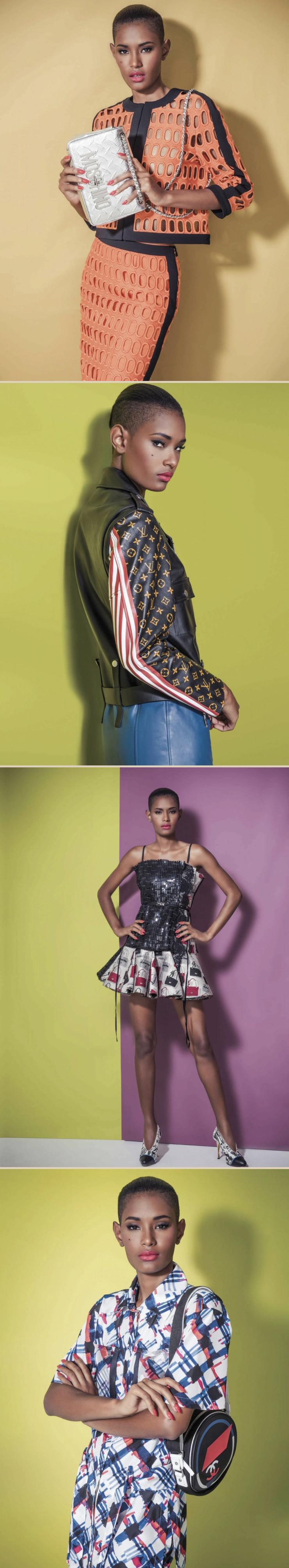 Uma visão de moda latina1 - Cleon Gostinski - Fonte We Are So Droee